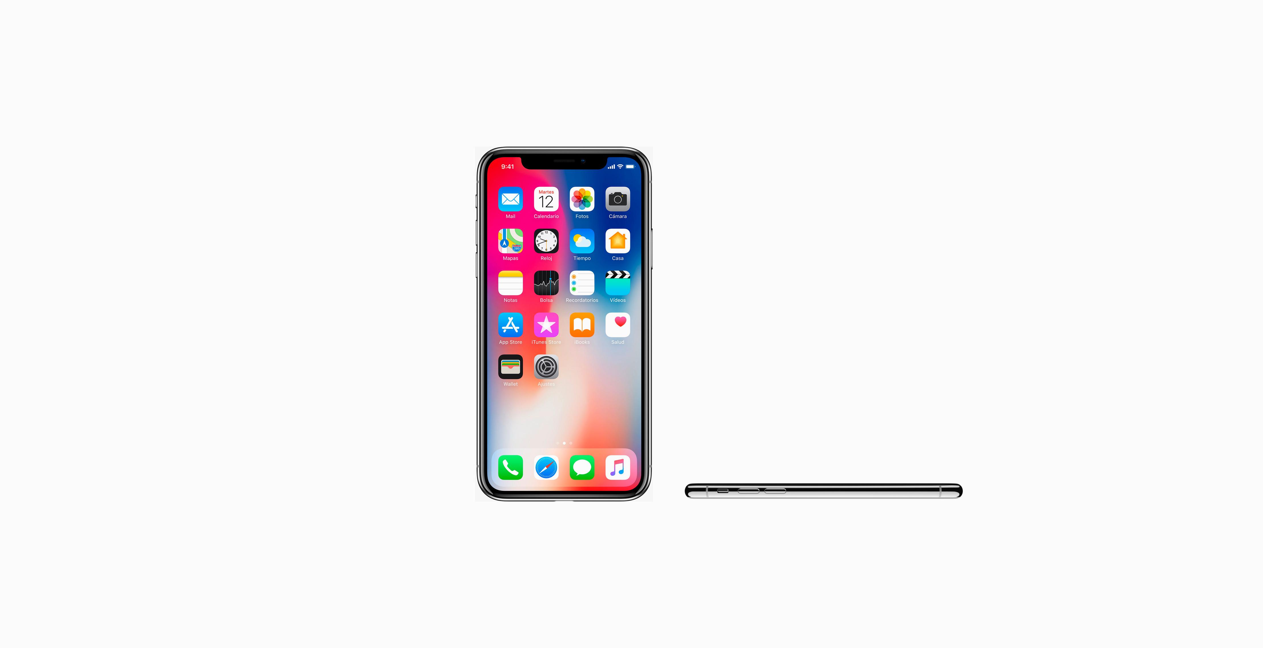 Ya está aquí el nuevo iPhone X